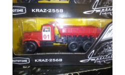 КрАЗ-256Б, масштабная модель, 1:43, 1/43, Autotime Collection
