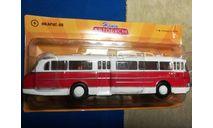 IKARUS-66 Наши Автобусы №6, масштабная модель, MODIMIO, scale43