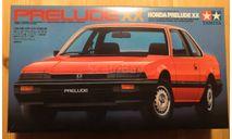 Honda Prelude XX 1983 1/24 Tamiya, сборная модель автомобиля, scale24