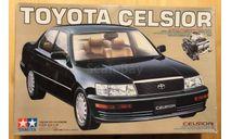 Toyota Celsior 1/24 Tamiya, сборная модель автомобиля, scale24