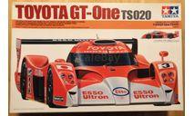 Toyota GT-One TS020 1999 Le Mans 1/24 Tamiya, сборная модель автомобиля, scale24