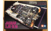 Jaguar XJR-9LM Silk Cut 1989 1/24 Tamiya, сборная модель автомобиля, scale24