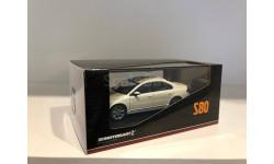 Вольво Volvo S80II Motorart 1:43 от 1 руб, масштабная модель, 1/43