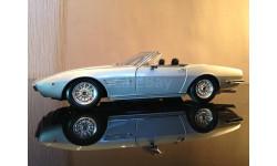 Модель автомобиля Maserati Chibli 1973 в М 1/18