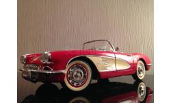 Модель автомобиля Chevrolet Corvette '58