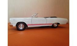 Модель автомобиля Mercury Cyclone GT в М 1/18