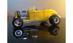 Модель автомобиля Ford Deuce в М 1/18