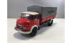 Mercedes-Benz пожарный грузовик