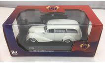 IST058   EMW 340 Kombi Ambulance   1953, масштабная модель, IST Models, scale43