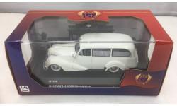 IST058   EMW 340 Kombi Ambulance   1953