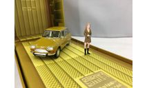 Coffret 40 ans Citroen Ami 8 avec figurine (Norev), масштабная модель, scale43, Citroën