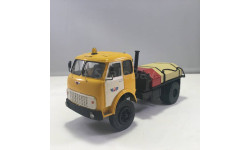 МАЗ-504 балластный тягач, масштабная модель, Киммерия, 1:43, 1/43
