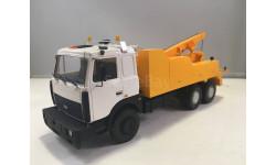 МАЗ-6303 эвакуатор (by.Volk), масштабная модель, Конверсии мастеров-одиночек, 1:43, 1/43