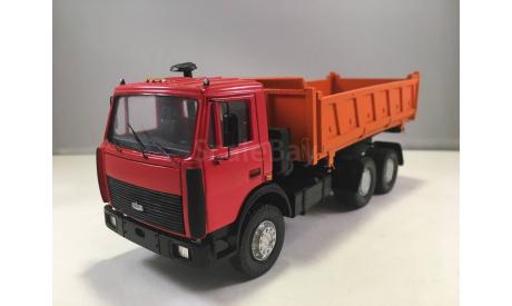 МАЗ-5516 сельскохозяйственный (BY.VOLK), масштабная модель, 1:43, 1/43