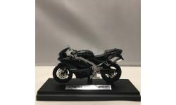 TRIUMPH DAYTONA 955i, масштабная модель мотоцикла, Welly, scale0