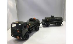 МАЗ-5337 ТЗ-9 + ПЦ -6,7-8925 (Nik models)