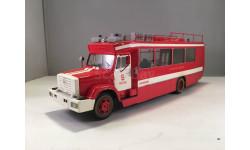 ГолАЗ-ЗИЛ 4242 'Годзилла' пожарный штаб (Vector-models)