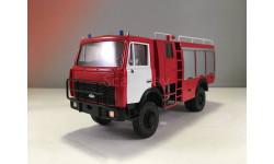 МАЗ-53342 пожарный (4х4) (by.Volk)