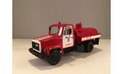 ГАЗ-3307 пожарная автоцистерна (Kherson Model)