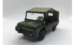 ЛУАЗ-967М   транспортёр переднего края (ALF)