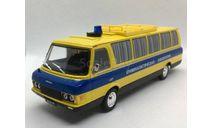 ЗИЛ-118К 'ЮНОСТЬ' (АНС), масштабная модель, Автомобиль на службе, журнал от Deagostini, 1:43, 1/43