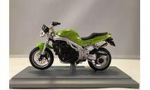TRIUMPH SPEED TRIPLE, масштабная модель мотоцикла, MAISTO