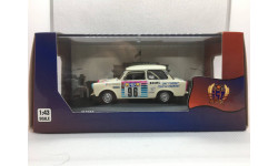 IST083 TRABANT 601 Rally Monte Carlo 1992