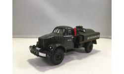SL112 автомобиль-маслозаправщик МЗ-3904 на шасси ГАЗ-63(военный вариант)  (СарЛаб), масштабная модель, scale43
