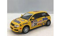 FIAT STILO, масштабная модель, Bauer/Cararama/Hongwell, scale43