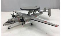 E-2C NORTHROP GRUMMAN HOWKEYE, масштабные модели авиации, 1:100, 1/100