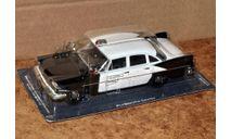 Plymouth Savoy  _ ПММ-21, журнальная серия Полицейские машины мира (DeAgostini), 1:43, 1/43, Полицейские машины мира, Deagostini