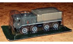 МАЗ-535А(СССР1960) _ балластный тягач _ БММ-06 _ 1:72