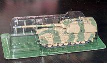 Panzerhaubitze 2000(Германия1998) _ САУ _ БММ-09 _ 1:72, журнальная серия Боевые машины мира 1:72 (Eaglemoss collections), 1/72