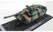 АМХ-56 Leclerc (Fr, 1997) _ танк _ ТМ-10 _ 1:72, журнальная серия Автомобиль на службе (DeAgostini), 1/72, Танки мира