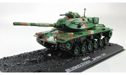 Patton M60A3 (USA, 1985) _ танк _ ТМ-12 _ 1:72