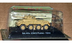 =Puma= Sd.Kfz.234/2 (Ge, 1944) _ БТР _ ТМ-14 _ 1:72