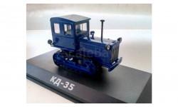 КД-35 трактор _ Тр-15 _ 1:43