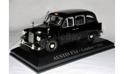 LTI Austin FX4 _ 1965 _ London _ ТаМ-т2