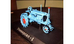 Универсал-1 _ трактор _ Тр-46 _ 1:43