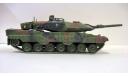 =Leopard= 2A5(Германия1997) _ танк _ БММ-т03 _ 1:72 _ ТЕСТ, журнальная серия Боевые машины мира 1:72 (Eaglemoss collections), scale72