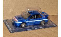 SubaruImpreza _ ПММ-04, журнальная серия Полицейские машины мира (DeAgostini), 1:43, 1/43, Полицейские машины мира, Deagostini