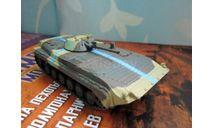 БМП-1 _ боевая машина пехоты _ РТ-014 _ Б/Б _ 1:72, журнальная серия Русские танки (GeFabbri) 1:72, 1/72, Русские танки (Ge Fabbri)