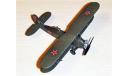 По-2 _ учебный биплан _ ЛС-017, масштабные модели авиации, DeAgostini, Поликарпов