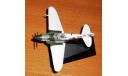 ЛаГГ-3 _ истребитель _ ЛС-018, масштабные модели авиации, DeAgostini
