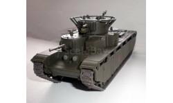 Т-35 _ танк _ РТ-018 _ Б/Б _ 1:72