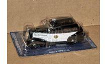 Buick Special _ ПММ-32, журнальная серия Полицейские машины мира (DeAgostini), 1:43, 1/43, Полицейские машины мира, Deagostini
