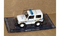 Suzuki Samurai  _ ПММ-33, журнальная серия Полицейские машины мира (DeAgostini), 1:43, 1/43, Полицейские машины мира, Deagostini