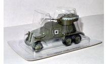 БА-3 _ бронеавтомобиль _ ТЕСТ_ ! _ РТ-тест _ 1:72, редкая масштабная модель, 1/72, Русские танки (Ge Fabbri)
