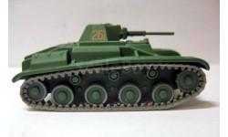 Т-60 _ танк _ РТ-058 _ 1:72, журнальная серия Русские танки (GeFabbri) 1:72, 1/72, Русские танки (Ge Fabbri)