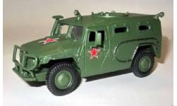 ГАЗ-2330 «Тигр» _ бронеавтомобиль _ РТ-060 _ 1:72
